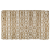 "Sunnyvale Pattern Printed Chindi Rug - 54"" x 32"""